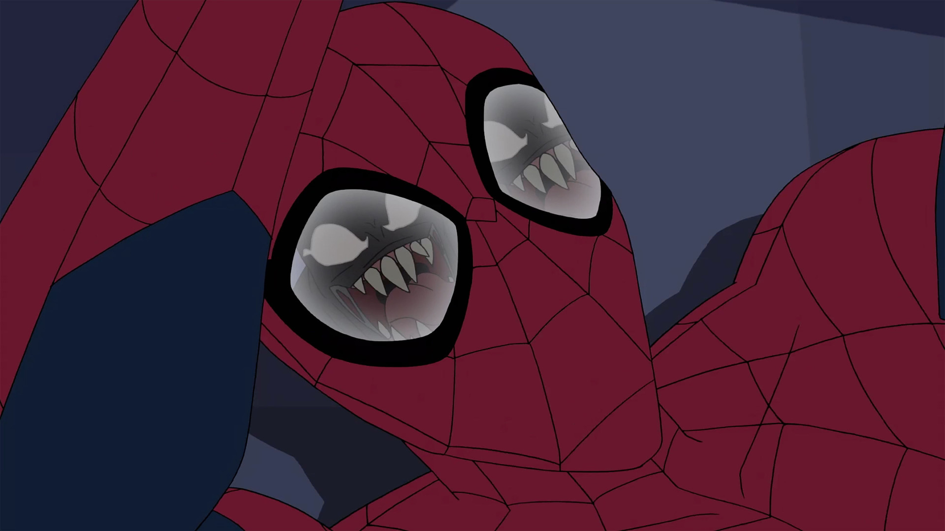 Marvel's Spider-Man — s01e13 — Venom