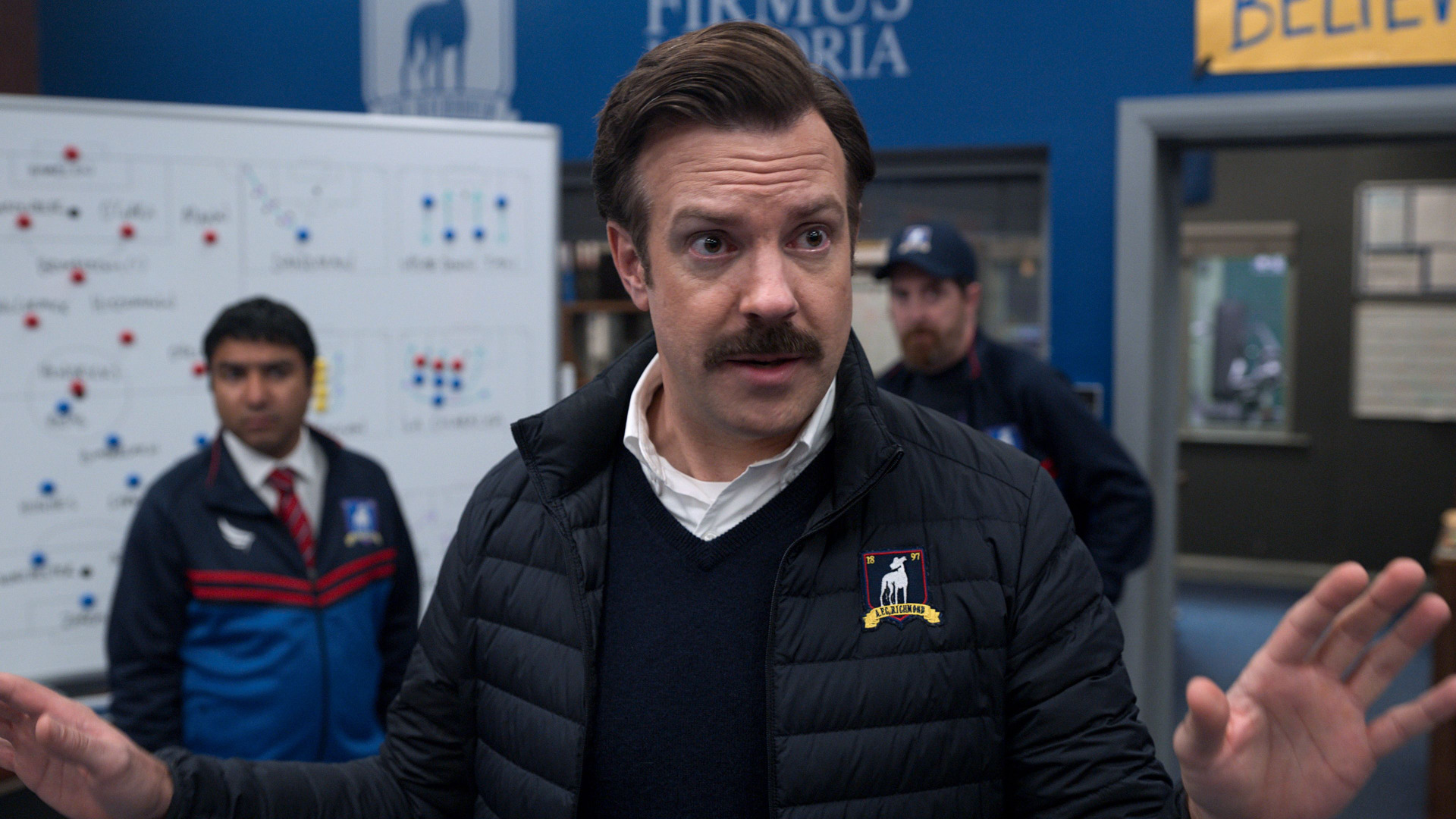 Ted Lasso — s01e10 — The Hope That Kills You