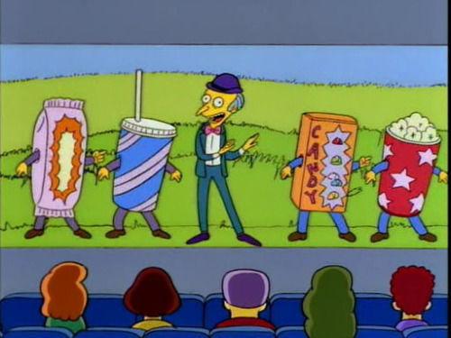 The Simpsons — s05e18 — Burns' Heir