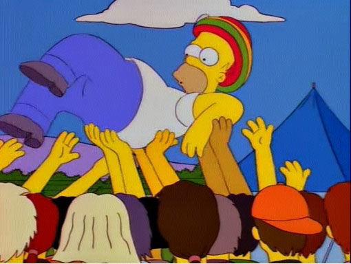 The Simpsons — s07e24 — Homerpalooza