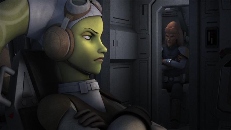 Star Wars Rebels — s02e16 — Homecoming