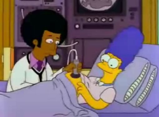 Симпсоны — s03e12 — I Married Marge