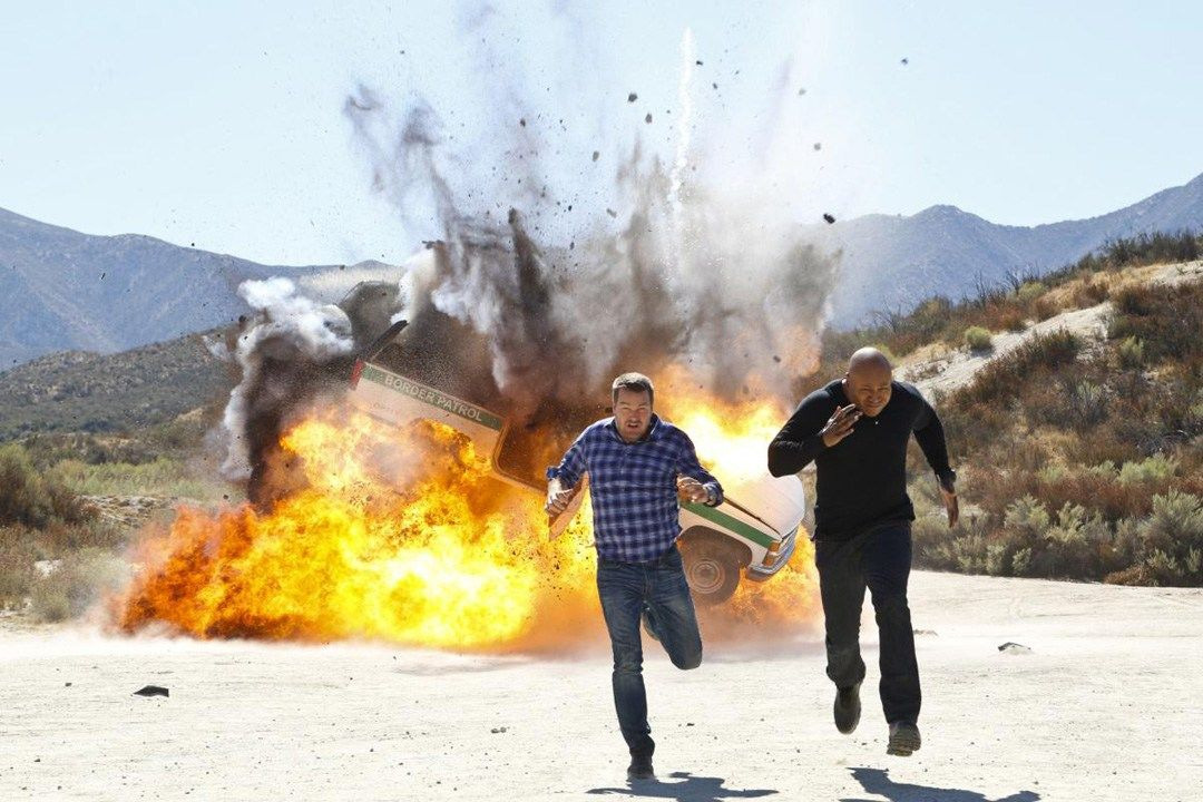 NCIS: Los Angeles — s09e08 — This Is What We Do