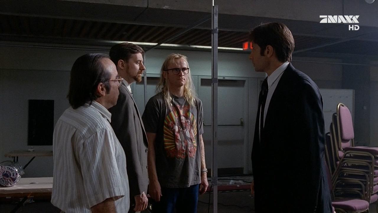The X-Files — s05e03 — Unusual Suspects