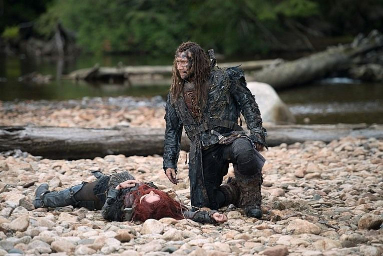 The 100 — s03e02 — Wanheda: Part Two