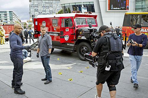 Морская полиция: Лос-Анджелес — s04e09 — The Gold Standard