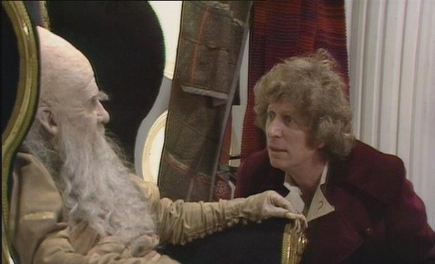 Doctor Who — s18e21 — The Keeper of Traken, Part One