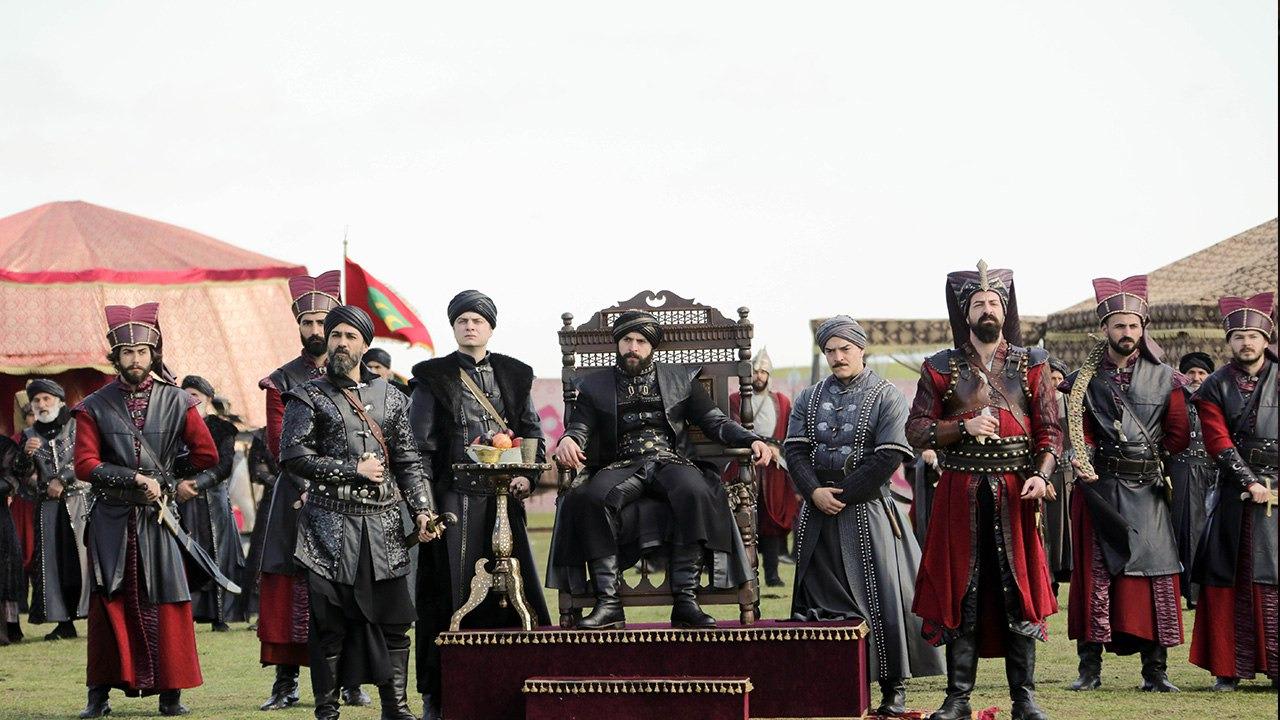 Muhteşem Yüzyıl: Kösem — s02e20 — Кровавый Реван
