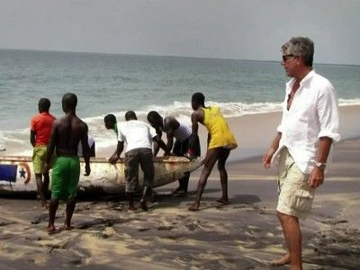 Anthony Bourdain: No Reservations — s06e16 — Liberia