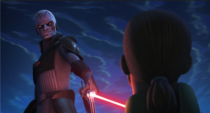Star Wars Rebels — s01e13 — Call to Action