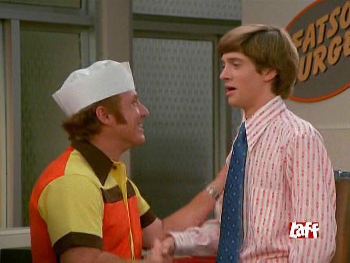 That '70s Show — s01e05 — Eric's Burger Job