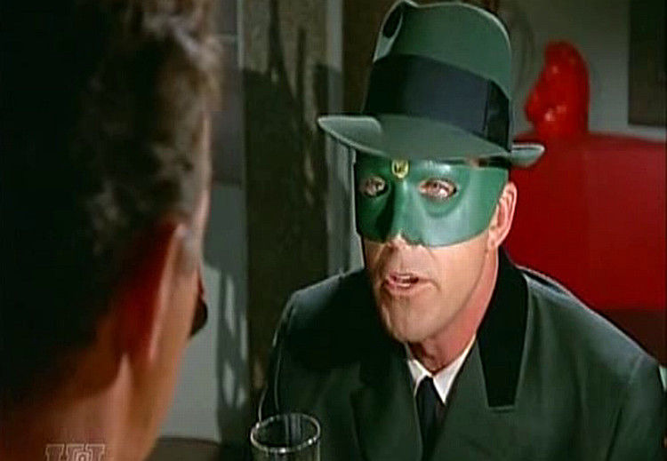 The Green Hornet — s01e06 — Eat, Drink, and Be Dead