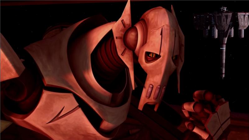 Star Wars: The Clone Wars — s01e03 — Shadow Malevolence