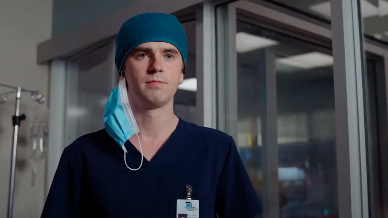The Good Doctor — s04e01 — Frontline, Part 1