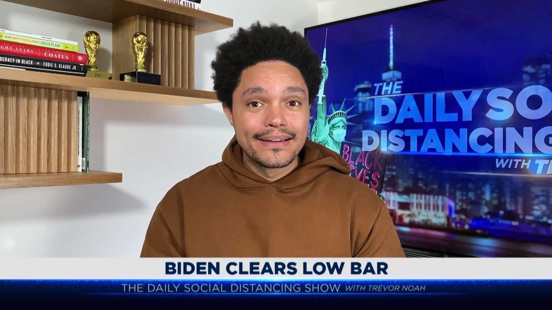 The Daily Show with Trevor Noah — s2021e03 — Jelani Cobb