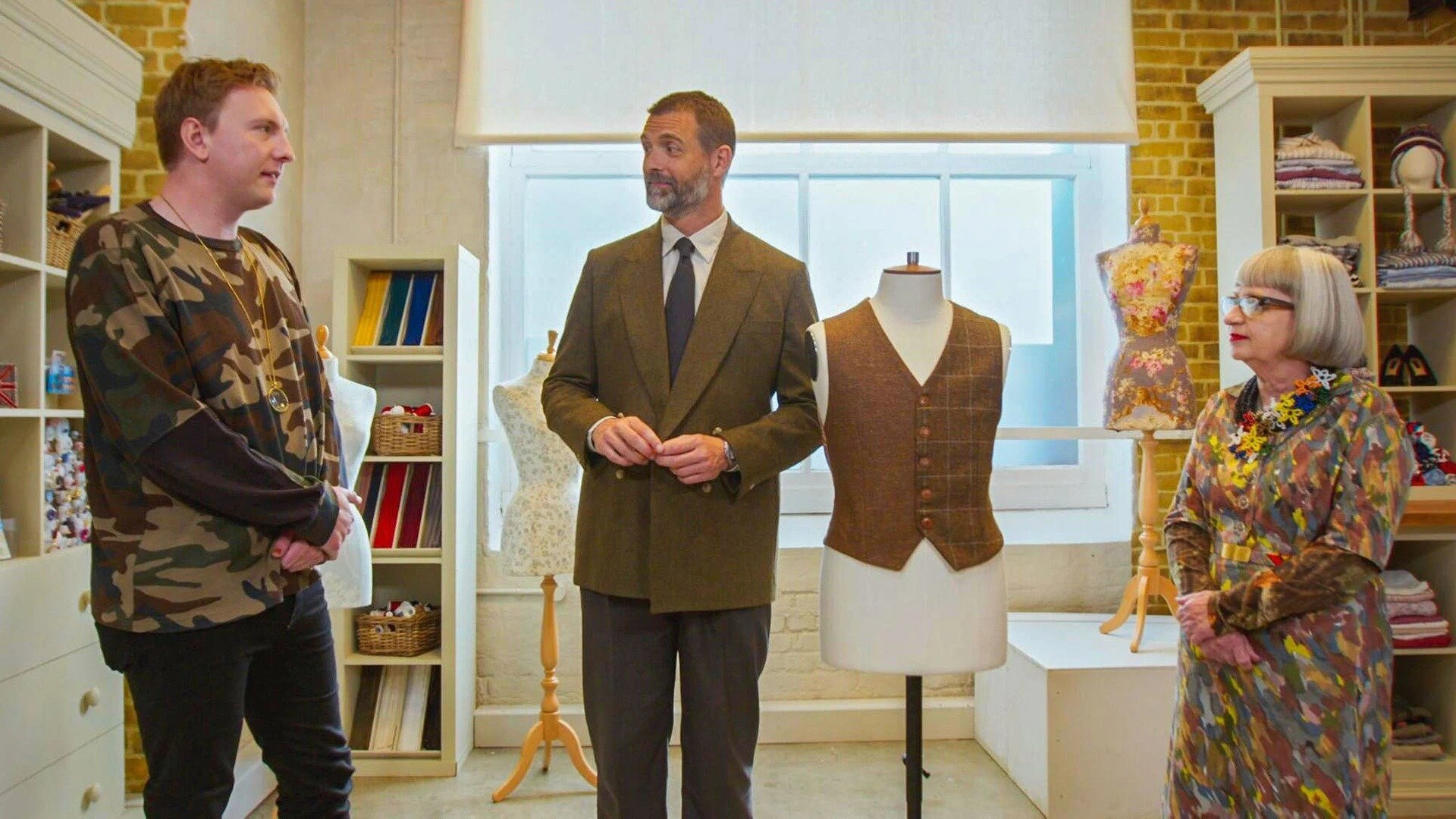 The Great British Sewing Bee — s07e06 — Episode 6