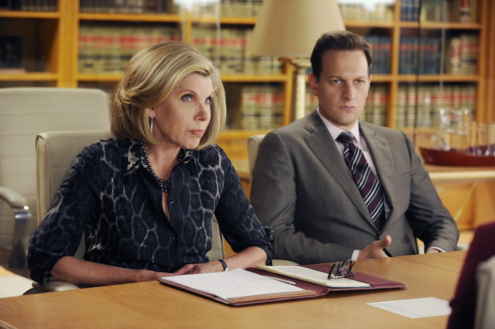 The Good Wife — s04e02 — And the Law Won