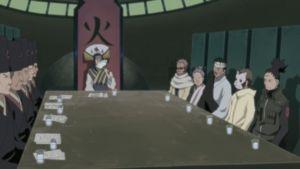 Naruto: Shippuuden — s09e04 — Kakashi Hatake, the Jōnin in Charge