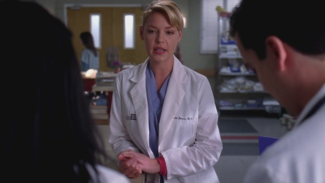 Grey's Anatomy — s05e18 — Stand by Me