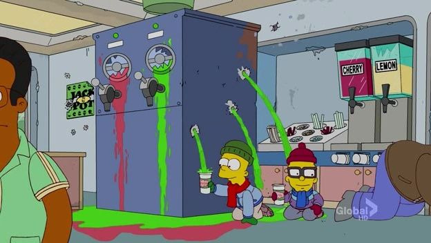 The Simpsons — s23e09 — Holidays of Future Passed
