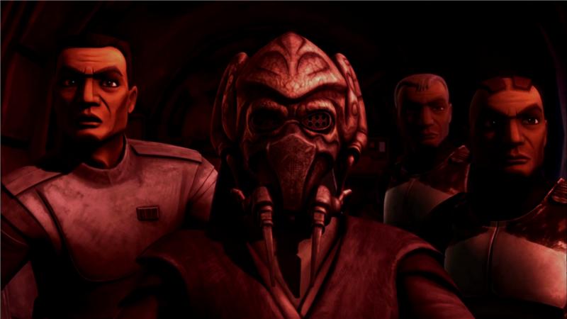 Звездные войны: Войны клонов — s01e02 — Rising Malevolence