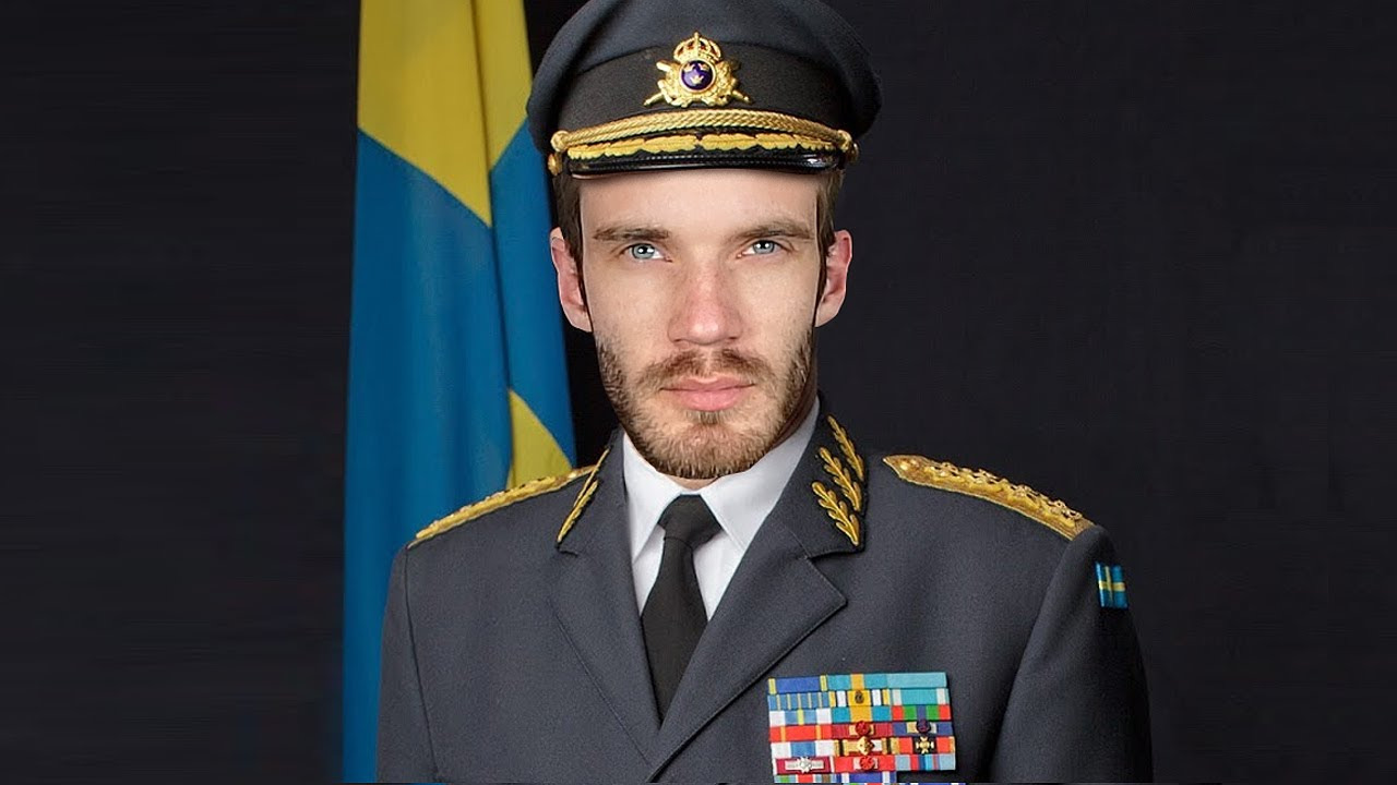 PewDiePie — s12e70 — I've Become Enlisted.
