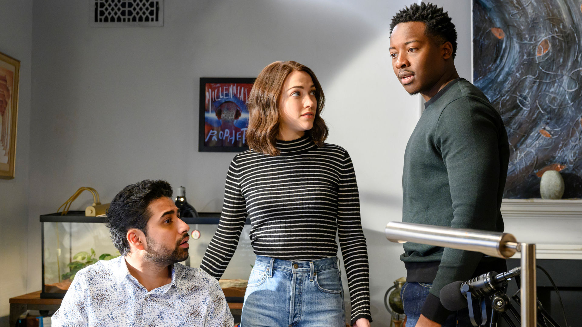 God Friended Me — s02e18 — Almost Famous