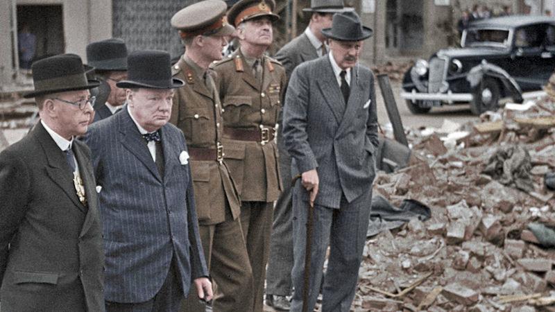 Величайшие события Второй мировой войны — s01e02 — Battle of Britain