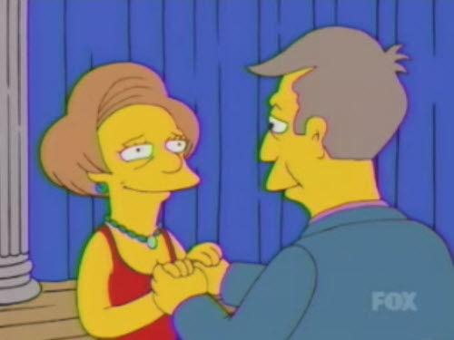 The Simpsons — s14e07 — Special Edna (a.k.a. Love and Marking)
