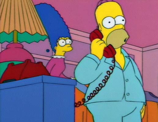 The Simpsons — s06e09 — Homer Badman