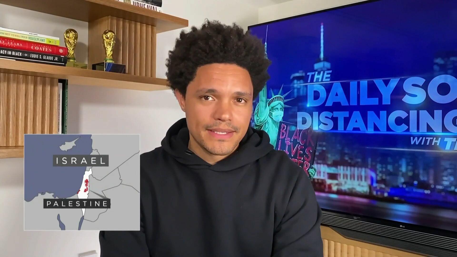 The Daily Show with Trevor Noah — s2021e52 — J Balvin