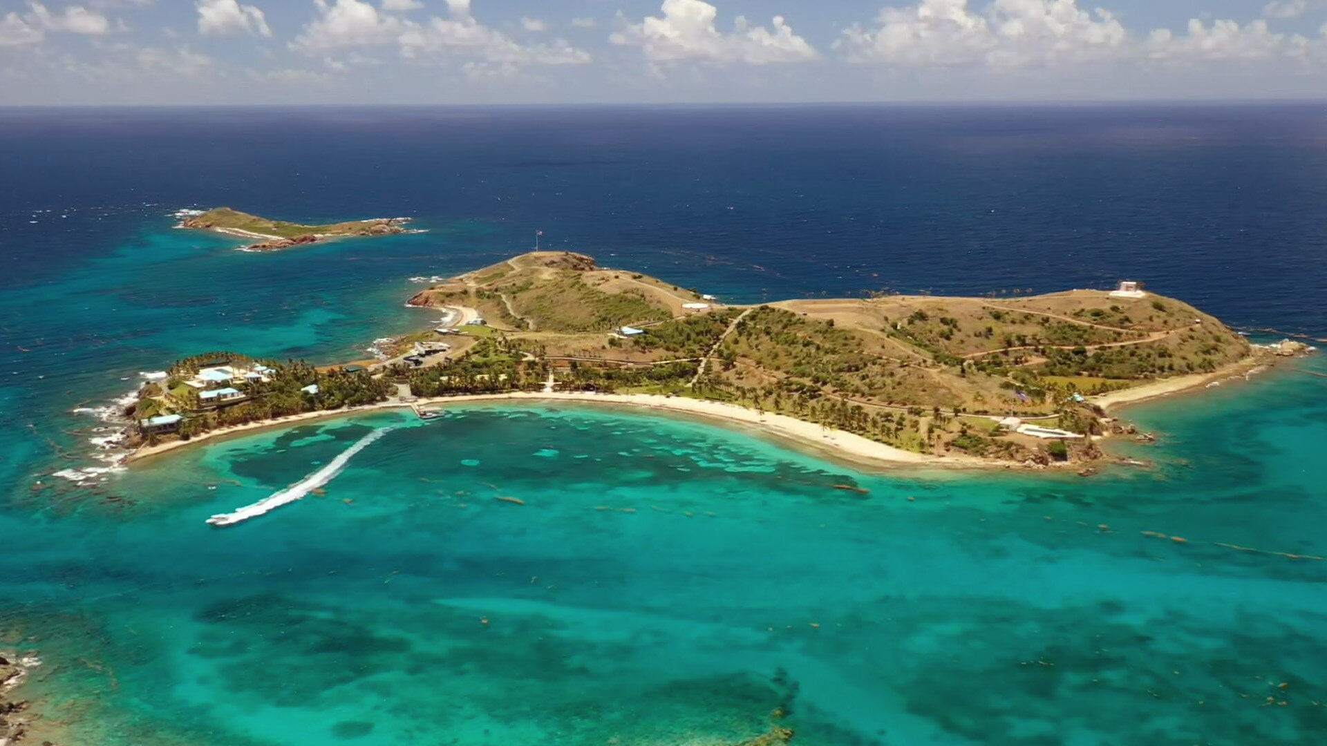 Джеффри Эпштейн: Грязный богач — s01e03 — The Island