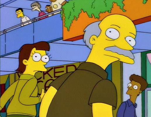 The Simpsons — s06e10 — Grandpa vs. Sexual Inadequacy