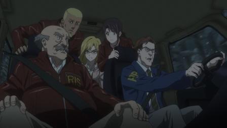 B: Начало — s01e11 — Episode 11