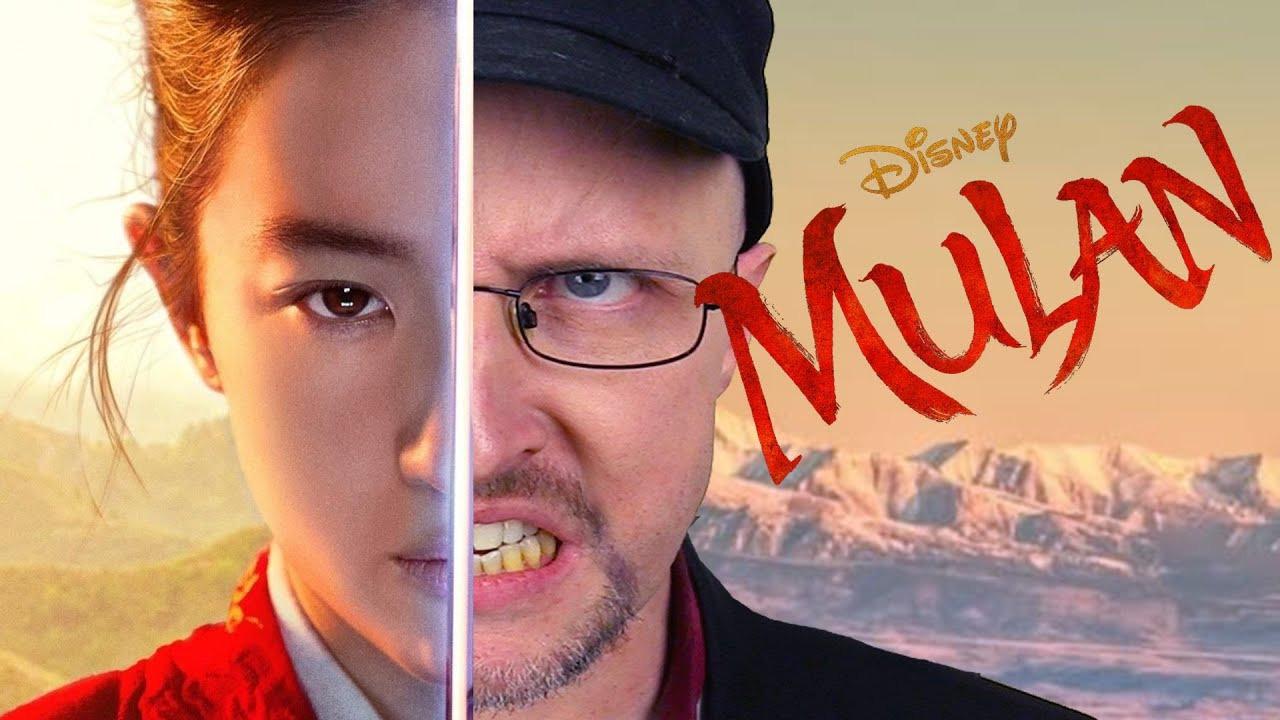 Ностальгирующий критик — s14e19 — Mulan (2020)