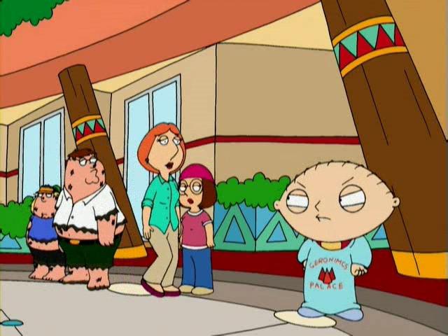 Family Guy — s01e06 — The Son Also Draws