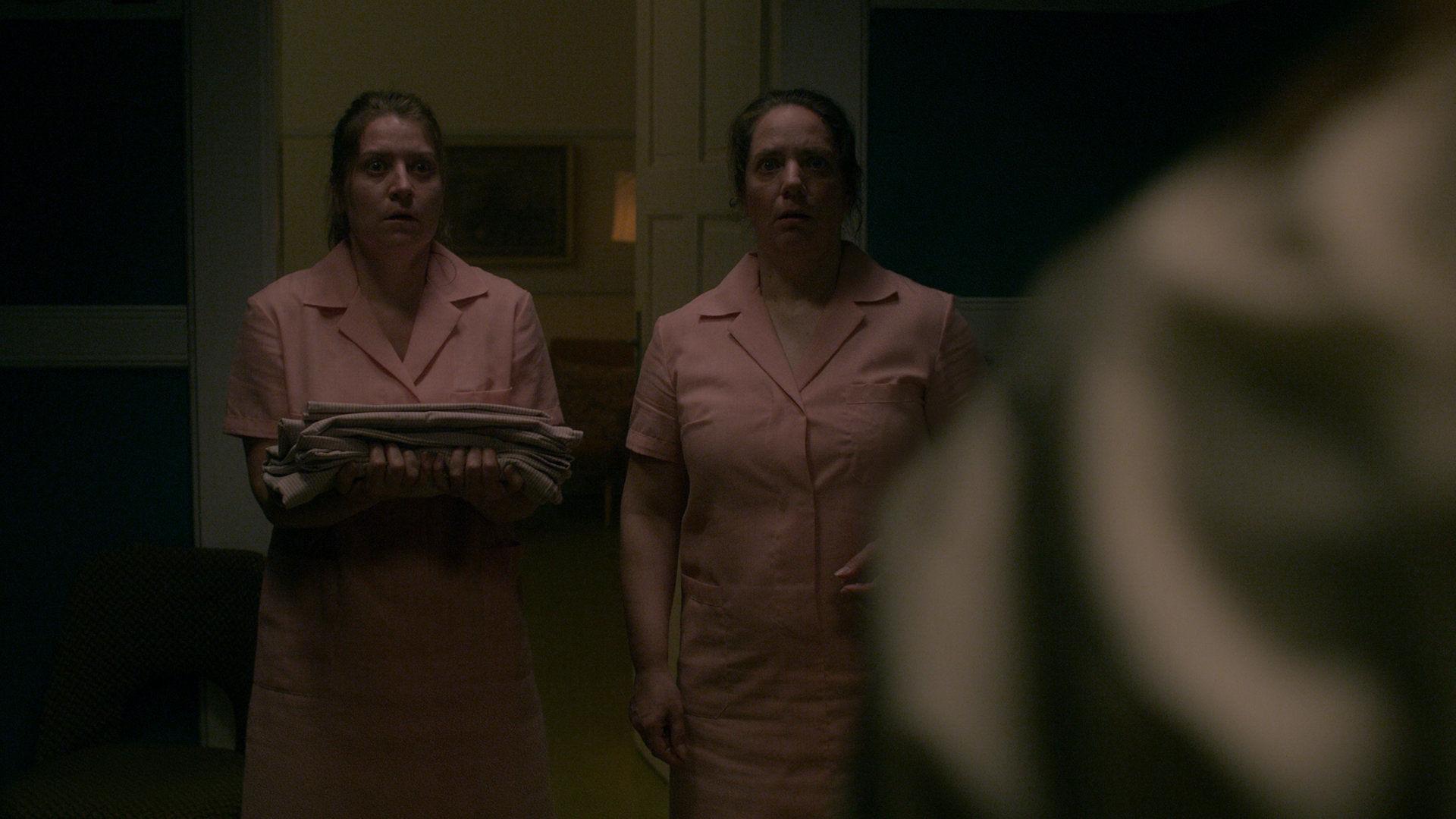 Преследуемые призраками — s02e02 — Ward of Evil