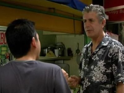 Anthony Bourdain: No Reservations — s05e07 — Philippines