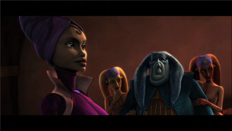 Star Wars: The Clone Wars — s02e13 — Voyage of Temptation