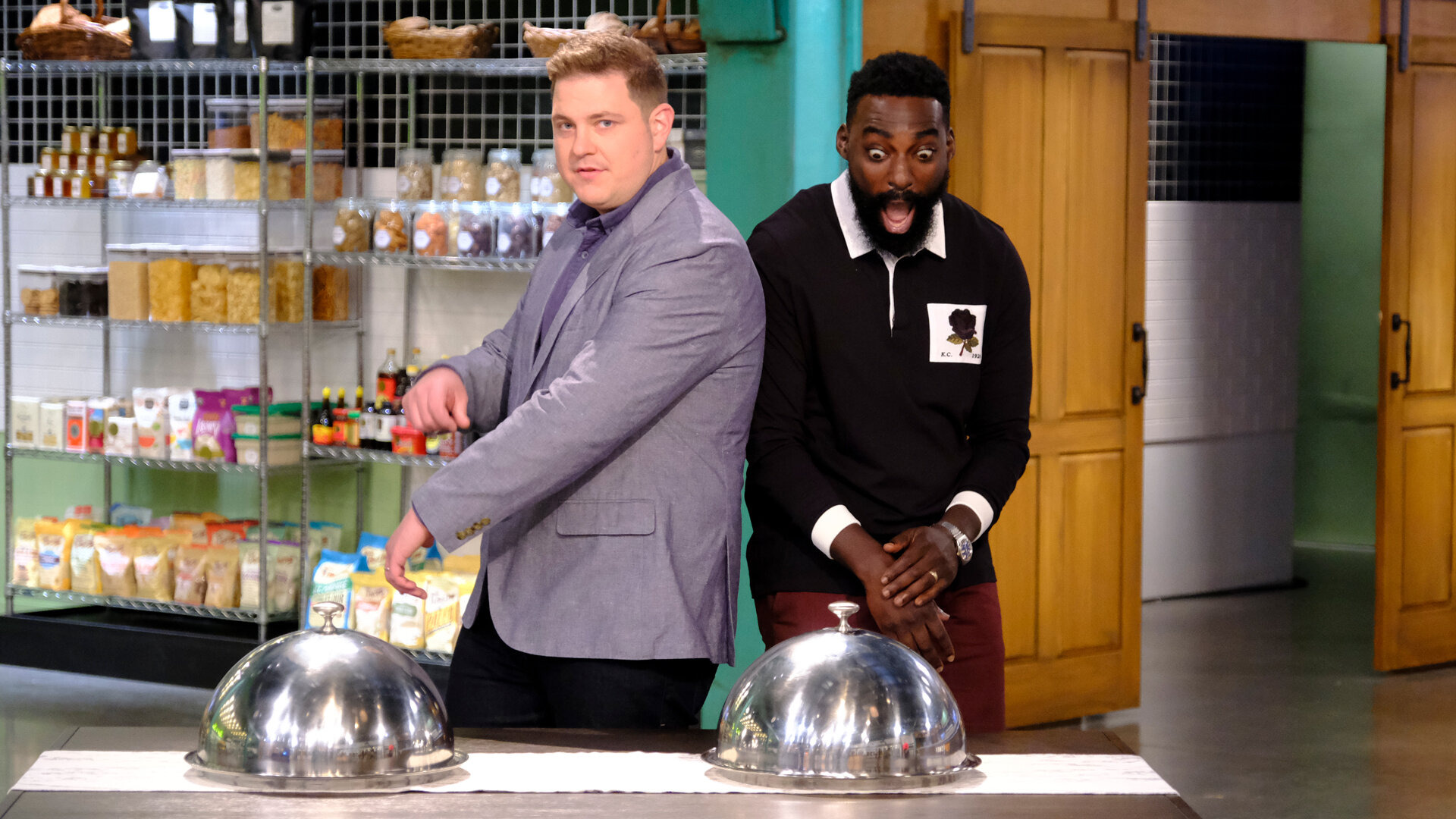 Top Chef Amateurs — s01e01 — Breaking the Curse