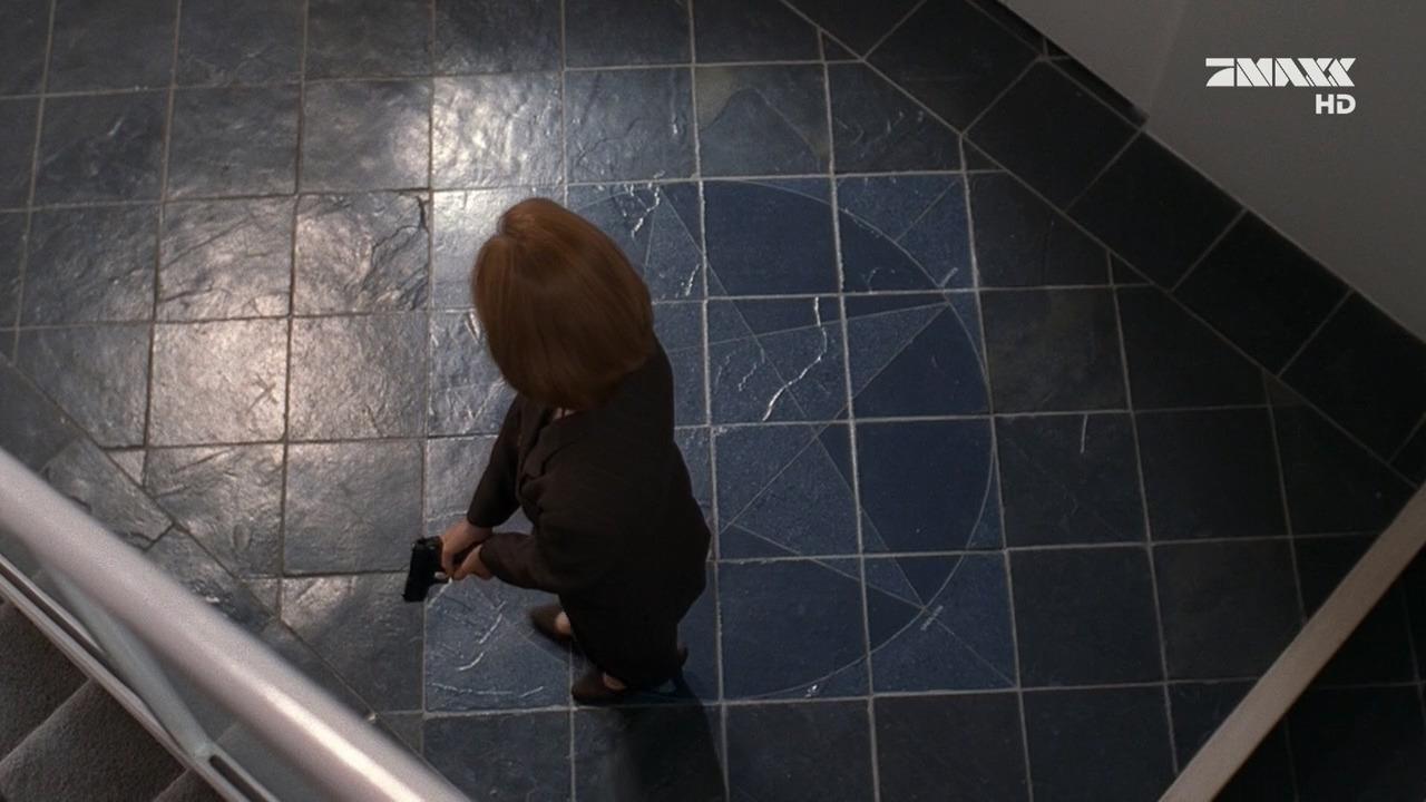 The X-Files — s04e06 — Sanguinarium