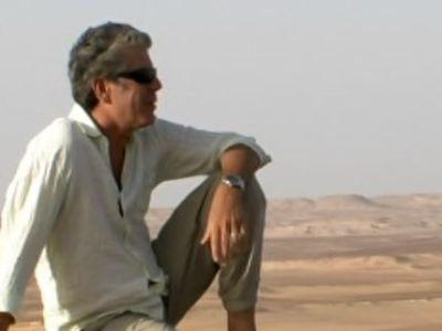 Энтони Бурден: Без предварительных заказов — s04e18 — Egypt