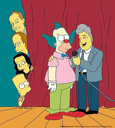 Симпсоны — s09e15 — The Last Temptation of Krusty