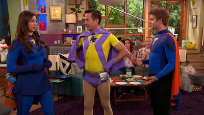 The Thundermans — s04e23 — Side-Kicking and Screaming