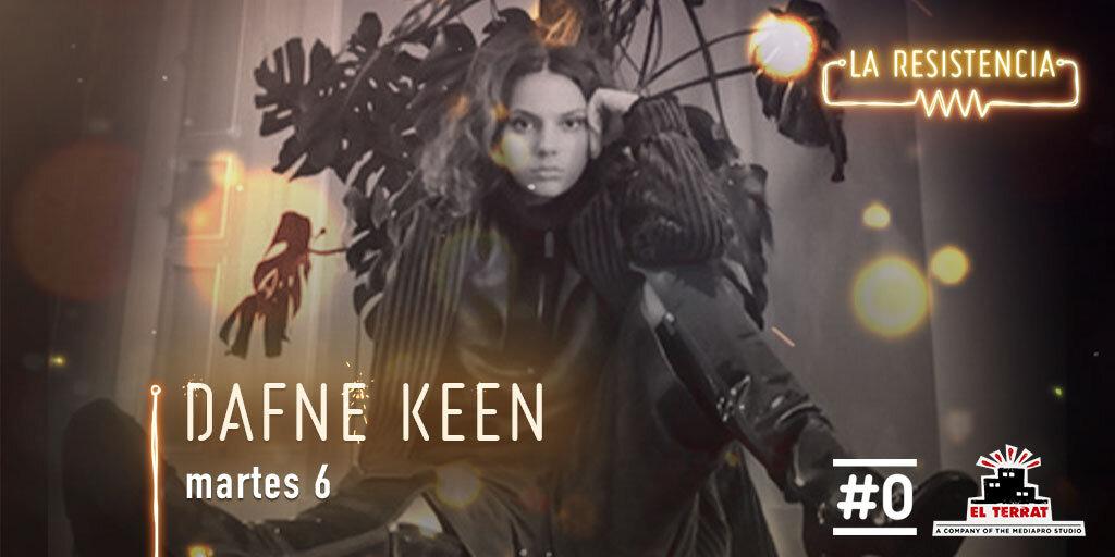 La Resistencia — s04e103 — Dafne Keen