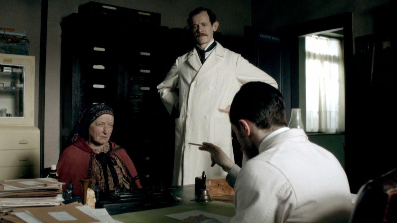 Записки юного врача и другие истории — s01e02 — Episode 2