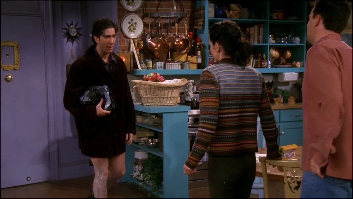 Friends — s05e11 — The One With All the Resolutions