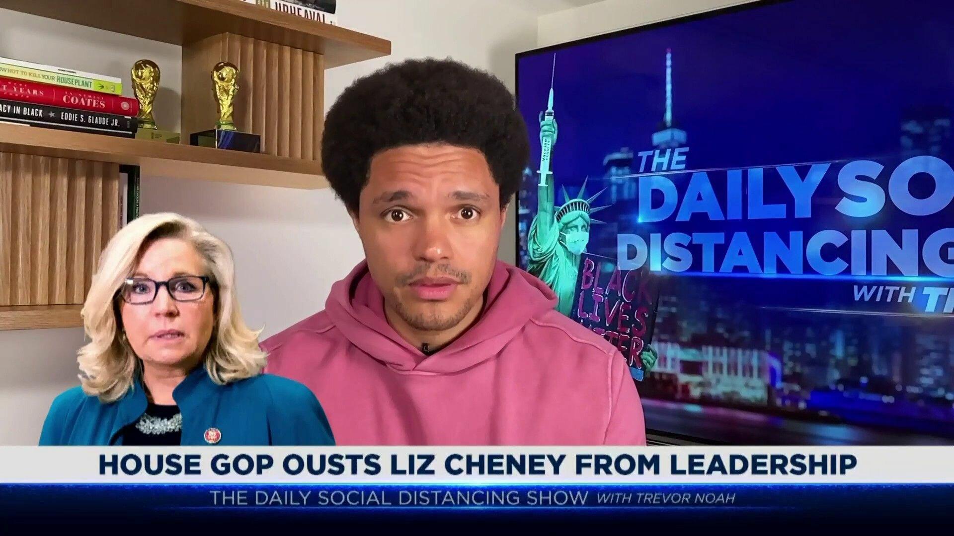 The Daily Show with Trevor Noah — s2021e53 — Michelle Zauner