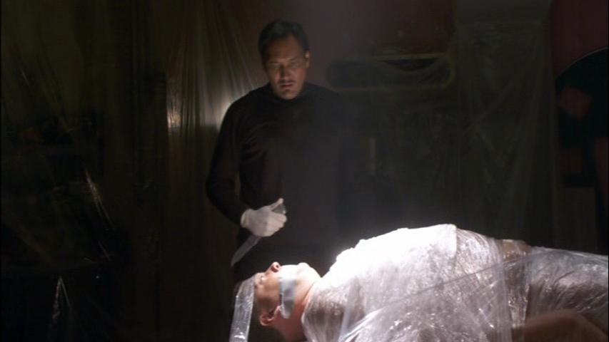 Dexter — s03e08 — The Damage a Man Can Do