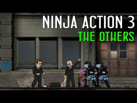 Animaction decks  — s03e04 — Ниндзя в деле 3: Другие люди